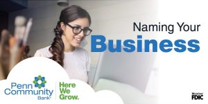 Naming Your Business
