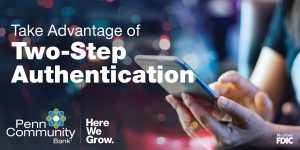 Take Advantage of Two-Step Authentication