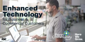 Penn Community Bank Launches Cutting-Edge Business Banking Platform