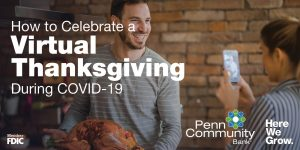 How to Celebrate a Virtual Thanksgiving During COVID-19