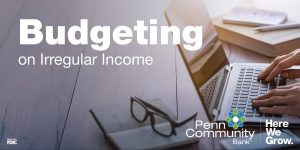 Budgeting on Irregular Income