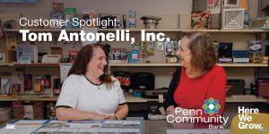 Customer Spotlight: Tom Antonelli, Inc.
